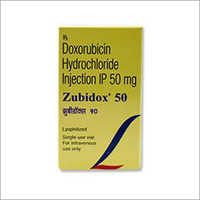 50 MG Doxorubicin Hydrochloride Injection IP