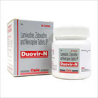 Lamivudine, Zidovudine And Nevirapine Tablet IP