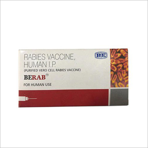 Rabies Vaccine Human IP