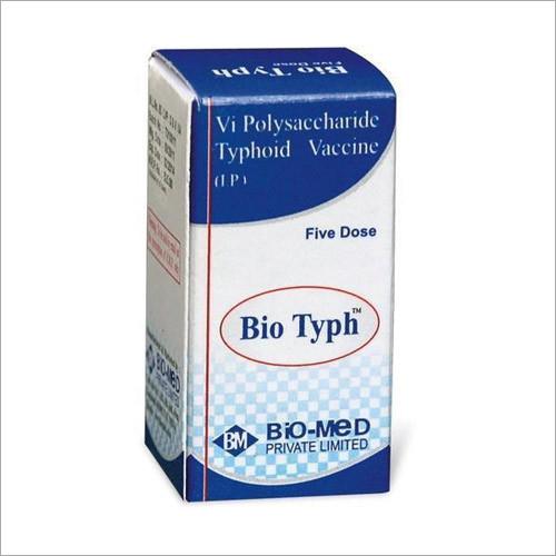 Vi Polysaccharide Typhoid Vaccine IP
