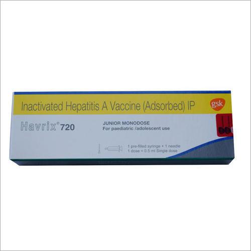 Inactivated Hepatitis A Vaccine IP