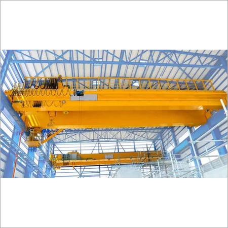 Double grider eot crane