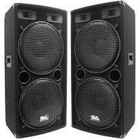 sound box D J