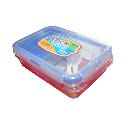 500 ml Blue Lock N Seal Lunch Box