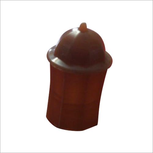Round Attar Bottle Cap
