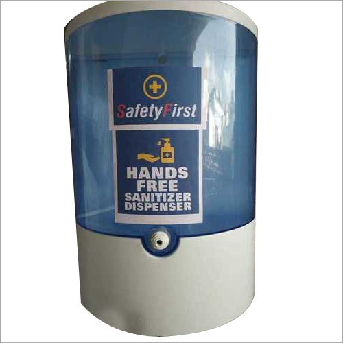 Safety First Automatic Sanitizer Dispenser 8 Lts