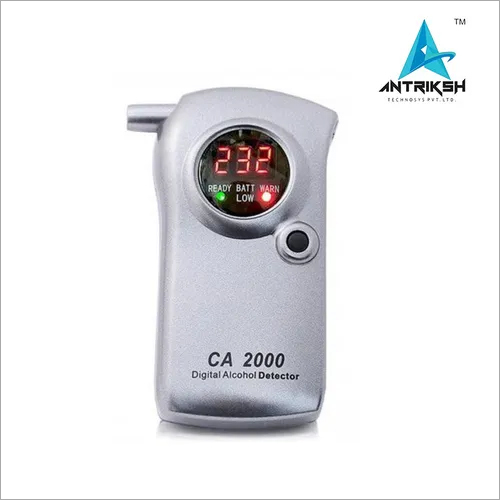 Breathalyzer / alcohol detector : CA-2000