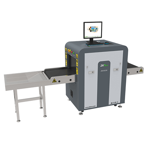 ZK X5050C X RAY BAGGAGE Scanner