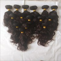 Peruvian Raw Wavy human hair