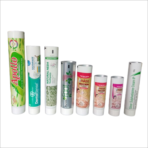 Printed Laminated Tube