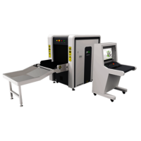 ZK X6550A X RAY BAGGAGE SCANNER