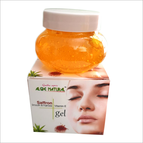 150gm Saffron Smooth And Fairness Vitamin E Gel