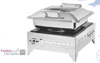 Chafing Dish Induction Base with Glass Lid 6.5 ltr.
