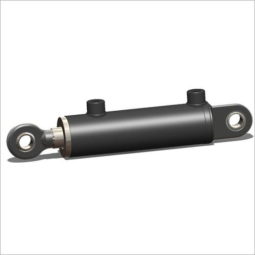 10 Ton Hydraulic Cylinder Body Material: Steel