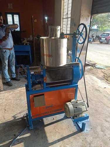 Manual 3 Bolt Oil Expeller Machine