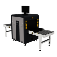 ZK X6040 X RAY BAGGAGE SCANNER