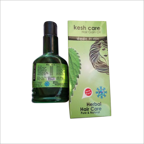 60ml Herbal Hair Oil