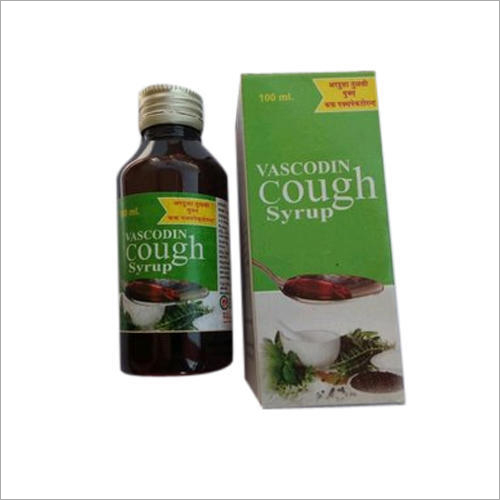 100ml Ayurvedic Cough Syrup