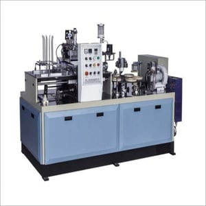 PMC 800 HS High Speed Paper Cup Machine