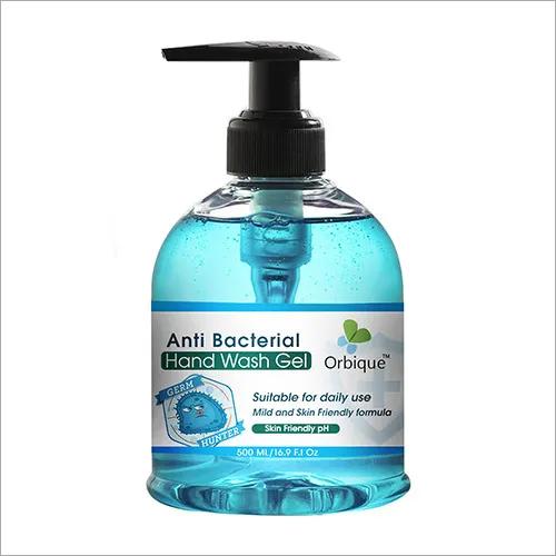 500 ml Anti-Bacterial Hand Wash