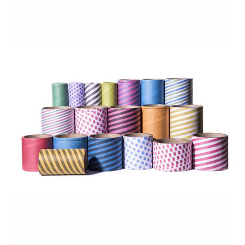 Printed Colour Paper Tube