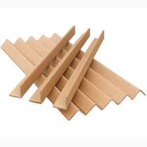 Brown Paper Partition