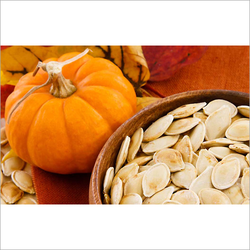 Fresh Pumpkin Seeds