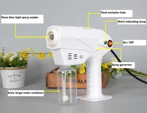 Disinfectant Spray Gun