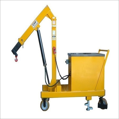 Hydraulic Lift and Stacker