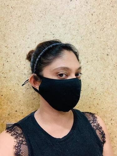 cotton reusable face mask 2 layer