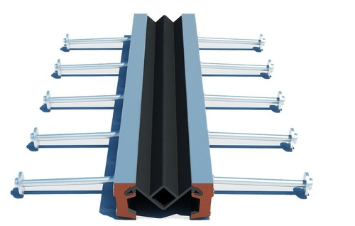 Alluminum Steel Strip Expansion Joint