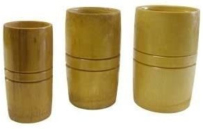 Vacuum Cupping Wooden Fire Cup Bamboo Cups