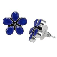 Blue Quartz Earring PG-122587