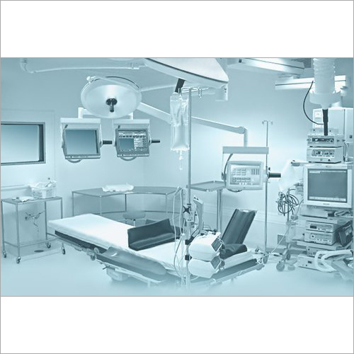 Infection And Biological Contamination Control Systems For Hospitals