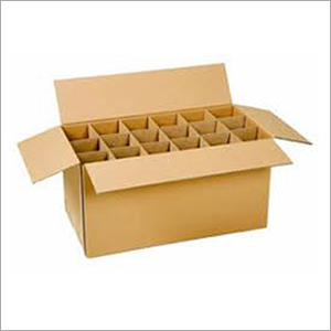 Bottle Packaging Corrugated Box
