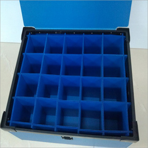 Polypropylene Partition Corrugated Box