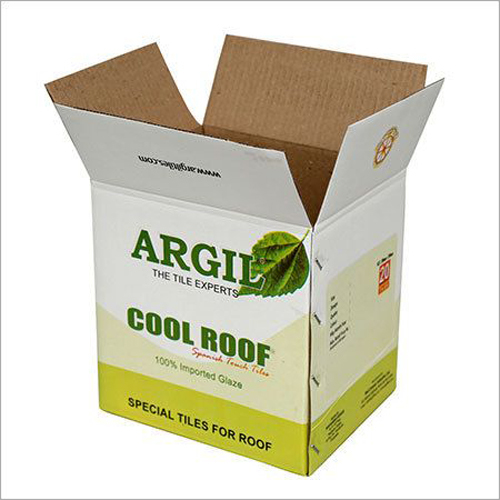 Printed Duplex Corrugated Box