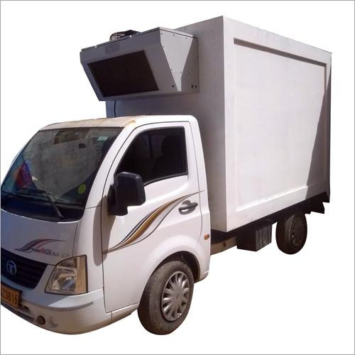 Refrigerator Van Truck