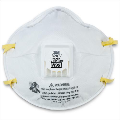 3M N95 Respirator Mask 8210V (Valve)