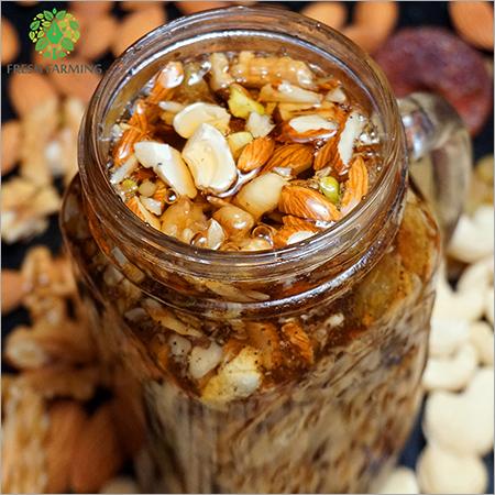 Dry Fruits in Honey