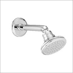Brass CP Bend Shower