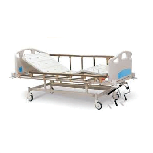 Luxury ICU Bed Manual