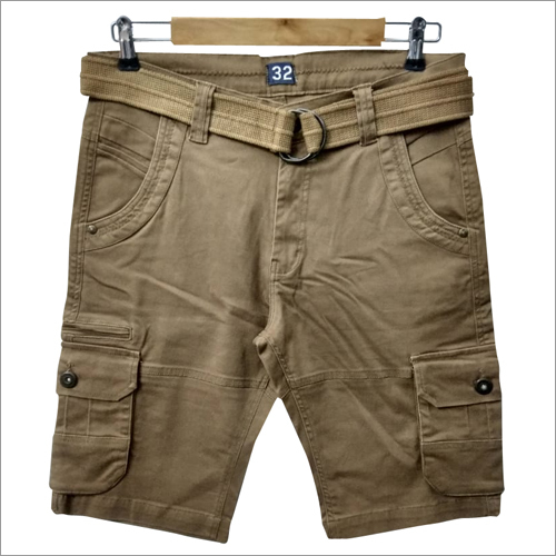 Mens Cargo Short Pants