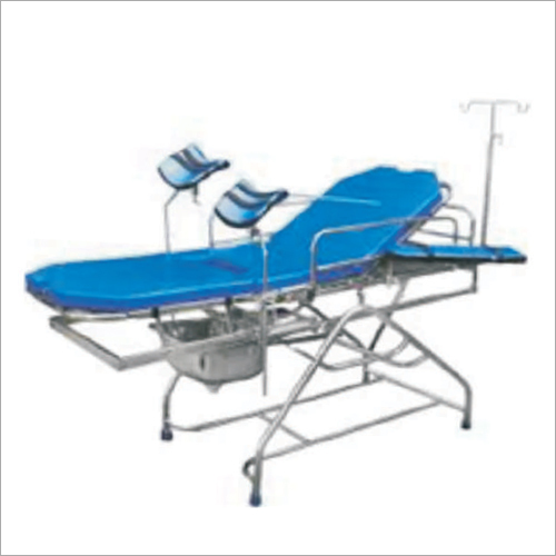 S.S. Telescopic Labour-Gynae-Obst Table S-18