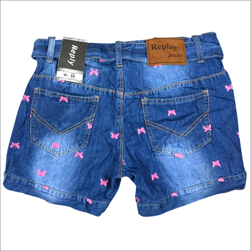 Girls Short Pant