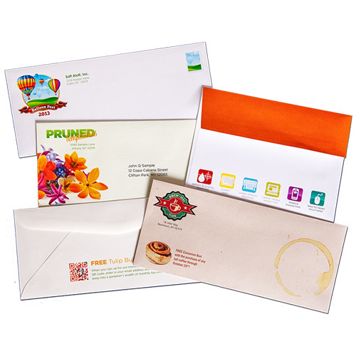 Printed Envelops