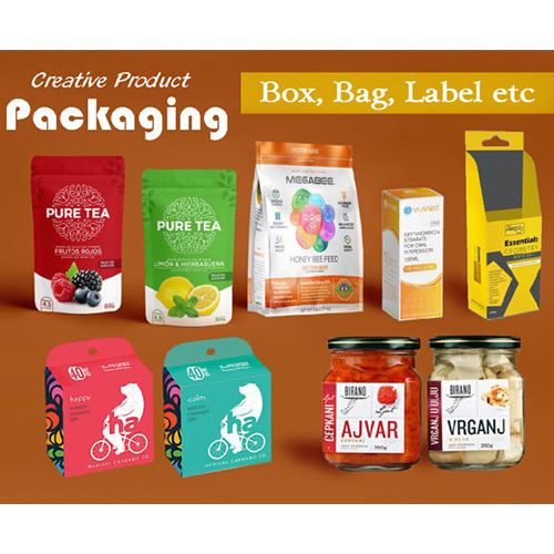 Packaging Lables