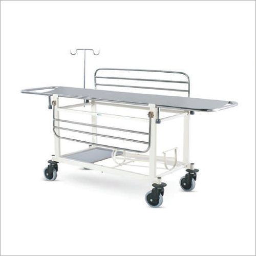 S.S. Patient Trolley