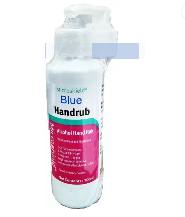 Microshield Blue Hand Rub