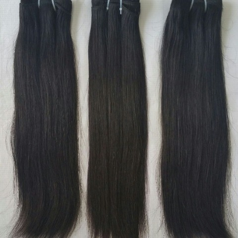 Raw Virgin Straight Human Hair